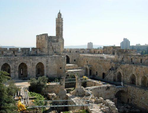 Des Députés français à Jérusalem-Est