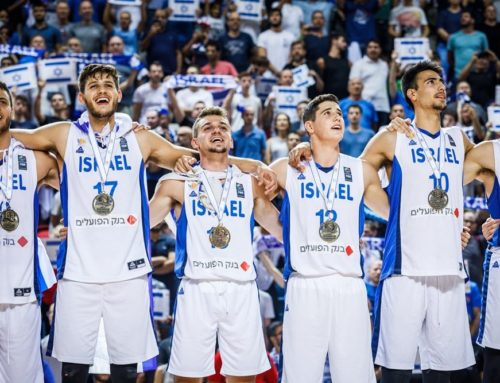 Euro U20: Israël une 2ème fois champion d'Europe