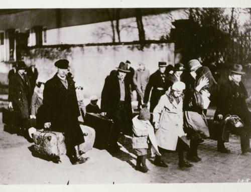 La résilience des Juifs allemands 1933-1934