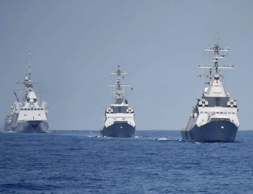 Israël consolide sa place en Mer Méditerranée