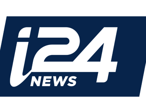 I24 news, l'interview de Frank Melloul