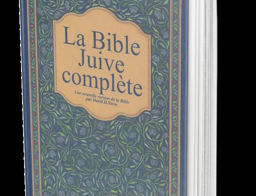 La Bible sur le bout des doigts