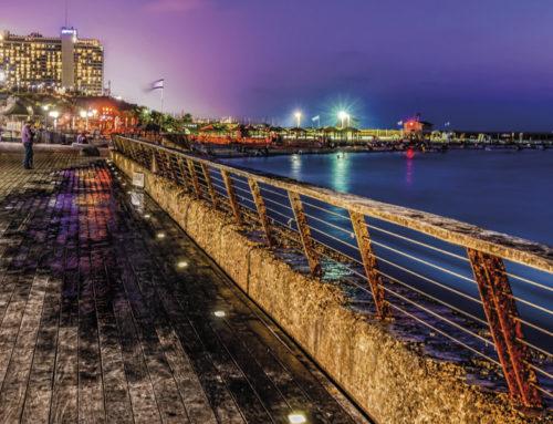 Le Port de TEL-AVIV