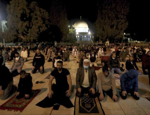 La mosquée Al-Aqsa de Jérusalem rouvre ses portes après plus de deux mois