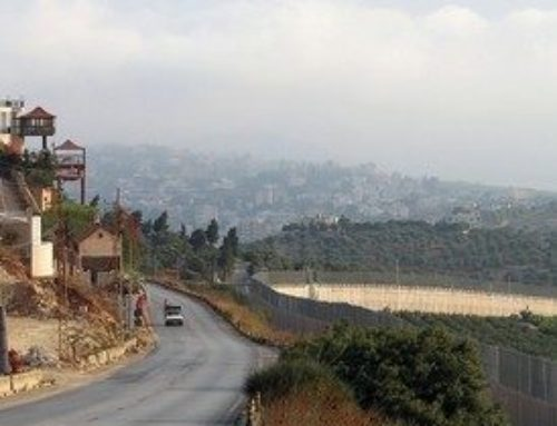 Israël et le Hezbollah à la frontière libanaise