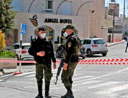 Les Palestiniens: confinement complet en Judée Samarie