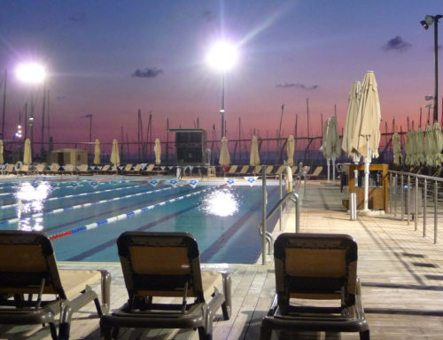 Israël va-t-elle rouvrir gymnases et piscines