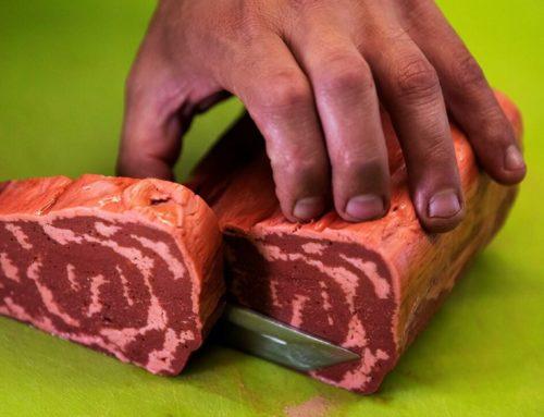 Un Steak Digital Cacher bientôt dans les assiettes
