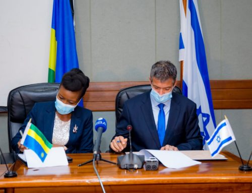 Le Rwanda et Israël: coopération technologique