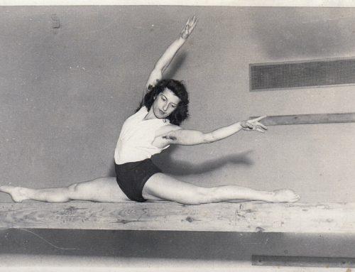 Agnès Keleti a aujourd'hui 100 ans !