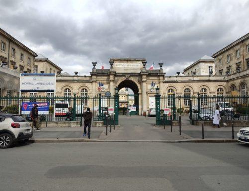 Paris le Covid : Je reviens de l'enfer