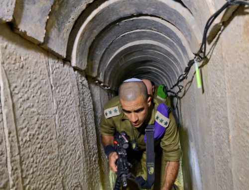 Les géants de l'armement israélien