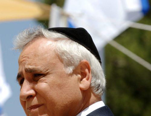 La Nouvelle vie de Moshe Katsav
