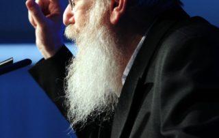 "Yaakov Litzman ""Assouta"" hopital a Ashdod."