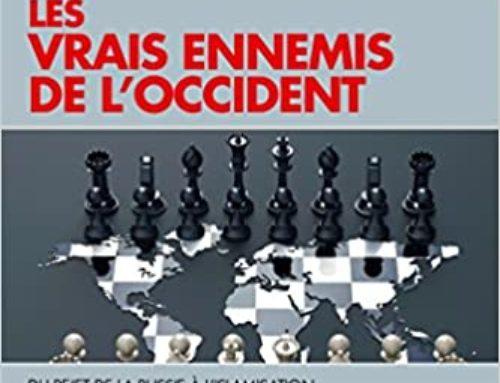 L'Occident est-il le grand perdant de la mondialisation Interviez d'Alexandre del Valle