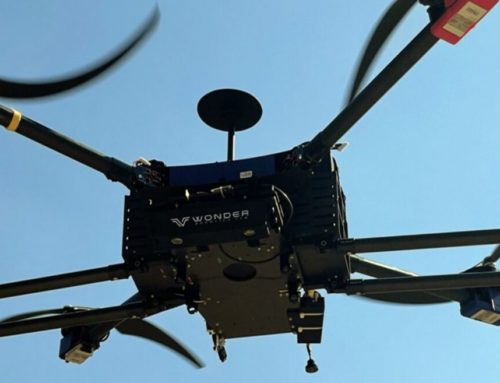 Les drones n'atterriront plus là où ils ne devraient pas